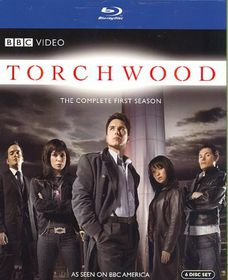 Torchwood:Complete First Season - (Region A Import Blu-ray Disc)