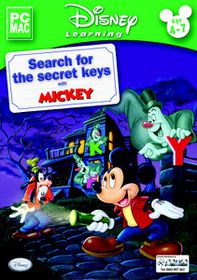 Disney Learning: Mickey Search for the Secret Keys (PC)