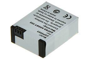 Jupio H3+ AHDBT-302 Li ion Battery