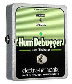 Electro Harmonix Hum Debugger - Hum Eliminator