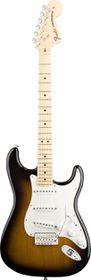 Fender American Special Stratocaster Electric Guitar Maple Fretboard - 2 Tone Sunburst