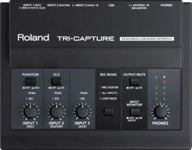 Roland TRI-CAPTURE USB Interface