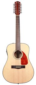 Fender CD-160SE Acoustic Electric Guitar 12-String - Natural
