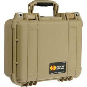 Pelican 1400 Case - Desert Tan