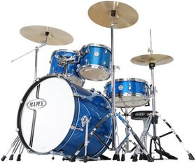 Mapex Prodigy 5pc Fusion Drumkit - Blue (Including Hardware)