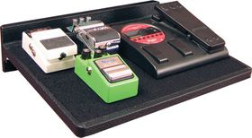 Gator GPT-BLACK Wooden Effects Pedal Board with Padded Bag