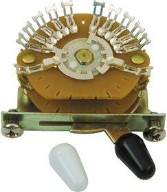 DiMarzio EP1112 5-Way Split Coil Pickup Selector Switch