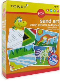 Tower Kids Multipack - Sand Art South African