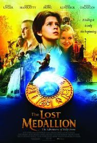 The Lost Medallion (DVD)