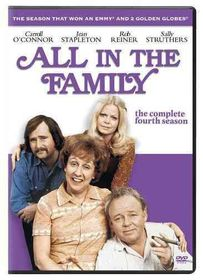 All in the Family:Complete 4th Season - (Region 1 Import DVD)