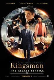 The Kingsman - The Secret Service (Blu-ray)