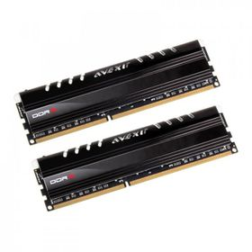 Avexir 8GB DDR3 1600MHz Core Desktop Memory (2 x 4GB) - White