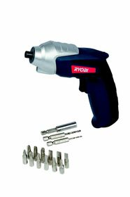 Ryobi - Screwdriver Kit 3.6V Li-Ion With 15 Piece Set