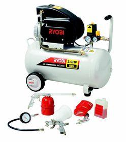 Ryobi - Air Compressor With Spray Gun Kit