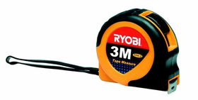 Ryobi - Tape Measure 3M X 16Mm Blade