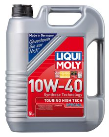 LiquiMoly - THT 10W40 Motor Oil - 5L