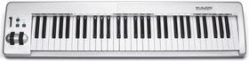M-Audio KEYSTATION61ES Synth-Action USB MIDI Controller - 61 Key