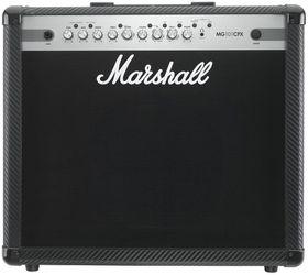 "Marshall MG101CFX MG Carbon Fiber Series 1 x 12"" 100 Watt Electric Guitar Amplifier Combo with EFX"