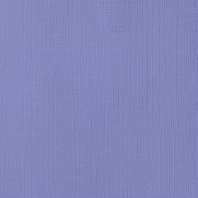 American Crafts Cardstock 12x12 Textured - Pansy