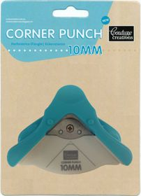 Couture Creations Corner Punch - 10mm