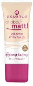 Essence All About Matt! Oil-Free Make-Up - No.50