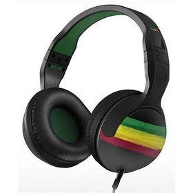 Skullcandy Hesh 2 Headphone with Mic - Rasta