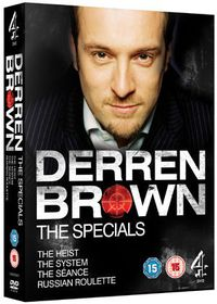Derren Brown: The Specials - (Import DVD)