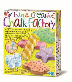 4M Chalk Factory