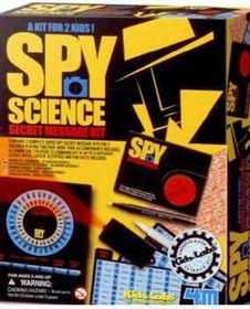 4M Spy Science