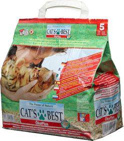 Cat's Best - Oko Plus - 2.21kg - 5 Litre Clumping Cat Litter