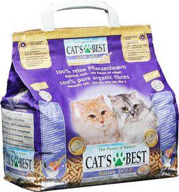 Cat's Best - Nature Gold - 5kg - 10 Litre Clumping Cat Litter