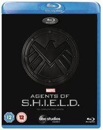 Marvel's Agents of S.H.I.E.L.D.: Season 1 (Import Blu-ray)
