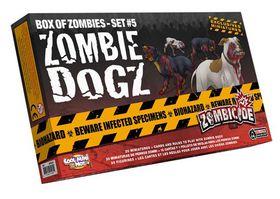 Zombicide Box Of Zombies Set #5 Zombie Dogz