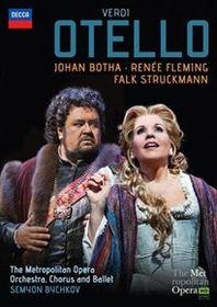 Otello: Metropolitan Opera - Bychkov (Import Blu-ray)