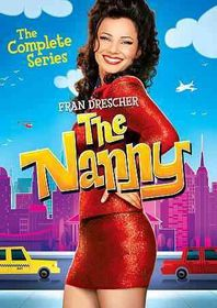 The Nanny: The Complete Series (Region 1 Import DVD)