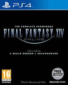 Final Fantasy XIV: Heavensward + A Realm Reborn Bundle (PS4)