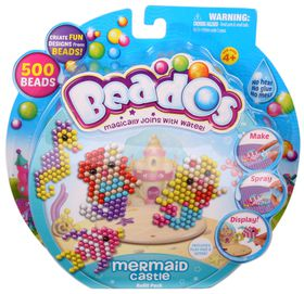 BEADOS THEME PK- Mermaid Castle