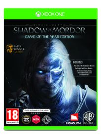 Shadow Of Mordor: Game of the Year (Xbox One)
