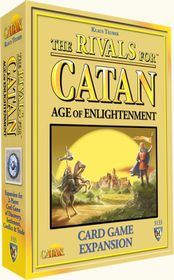 Catan: The Rivals for Catan exp - Age of Enlightenment