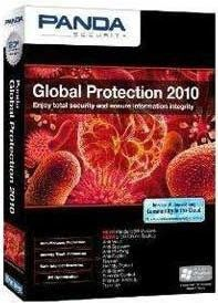 Panda - Global Protection 2010 - Retail Box - up to 3 licences