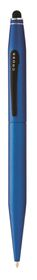 Cross Tech2 Metallic Blue Dual Stylus & Ballpoint Pen