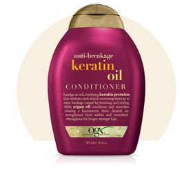OGX Orgx Anti Breakage Keratin Conditioner - 340ml