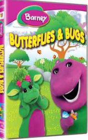 Barney Butterflies and Bugs (DVD)