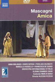 Mascagni: Amica - Amica (DVD)