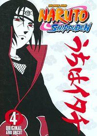 Naruto Shippuden Vol 4 - (Region 1 Import DVD)