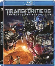Transformers: Revenge of the Fallen (2009) (Blu-ray)