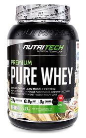 Nutritech Premium Pure Whey Cinnabomb - 1kg