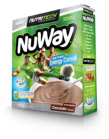 Nutritech Nuway Chocolate Smooth - 500g