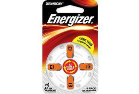 Energizer Zinc - Air AZ13 Battery