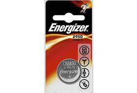 Energiser Lithium Coin 3v CR2450 Battery